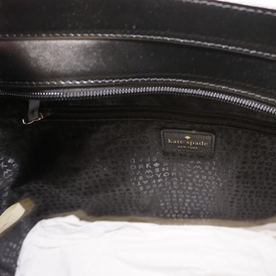 Kate Spade Beech New With Tag Karla Beech Tote in black Image 2