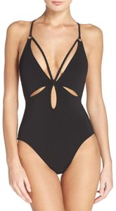 Robin Piccone Ava One-Piece CUTOUT Swimsuit 171717