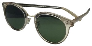 Oliver Peoples OLIVER PEOPLES Sunglasses SPELMAN OV 5323S 109452 Buff Frame w/ Green