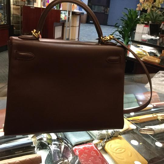 Hermès Satchel in Brown Image 1