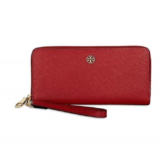 Tory Burch Tory Burch Perry Passport Continental Wallet Brand New Image 0