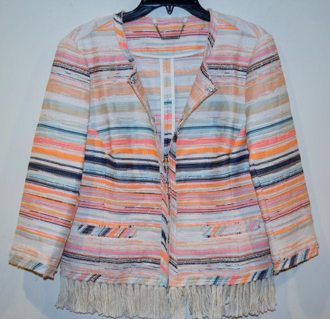 Tory Burch multicolored Jacket Image 8