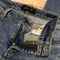 Seven7 Flare Leg Jeans-Medium Wash Image 2