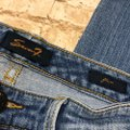 Seven7 Flare Leg Jeans-Medium Wash Image 6