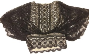 Beyond Vintage Chanel Alice And Olivia Tibi Elizabeth And James Parker Top Black