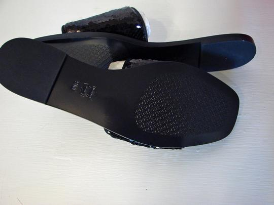Tory Burch Black/Silver Sandals Image 2