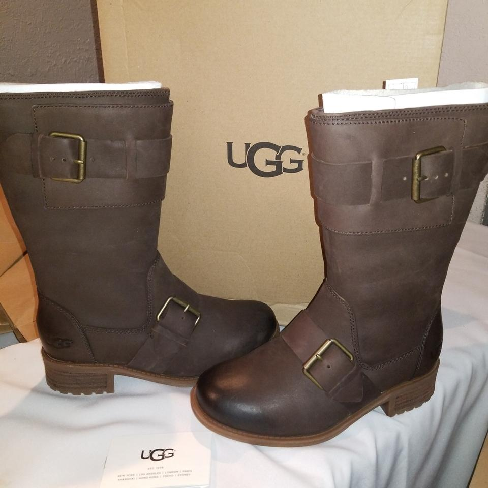 c001a7fa022 UGG Australia Stout (Brown) W Chancey Boots/Booties Size US 5 Regular (M,  B) 49% off retail