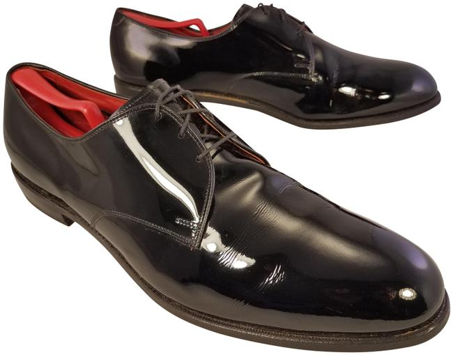 Item - Black Spencer Man Patent Leather B Oxfords Formal Shoes Size US 13 Narrow (Aa, N)