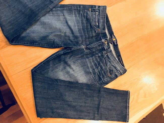 Lucky Brand Skinny Jeans-Medium Wash Image 2