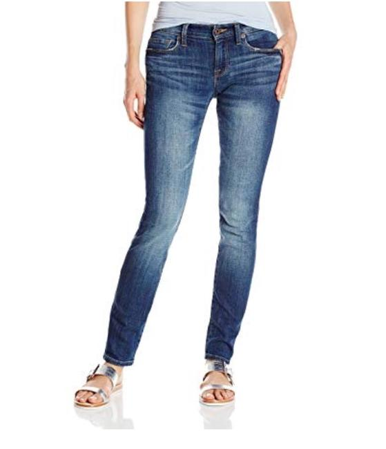 Lucky Brand Skinny Jeans-Medium Wash Image 3