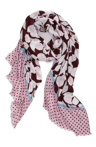Kate Spade New York Swinging Floral Scarf