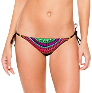 Trina Turk Baja Embroidered Bottom
