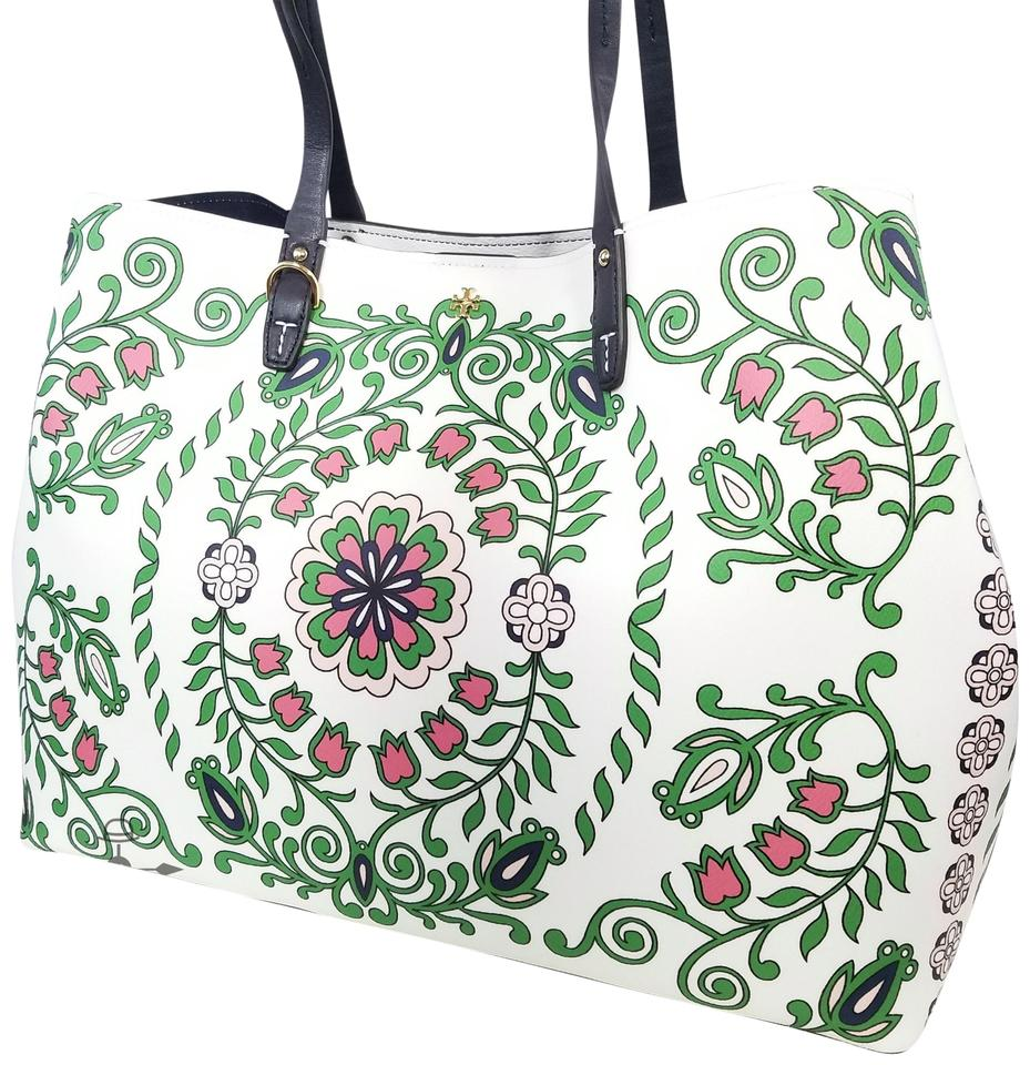 Multicolor Burch New Kerrington Party Square Tote Tory Shoulder Garden 0qxgHEyw