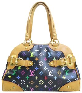 e44c79181bc Louis Vuitton Claudia Canvas Shoulder Bag