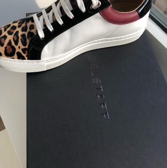 Belstaff Sneakers Leopard Black / Red / White Athletic Image 10