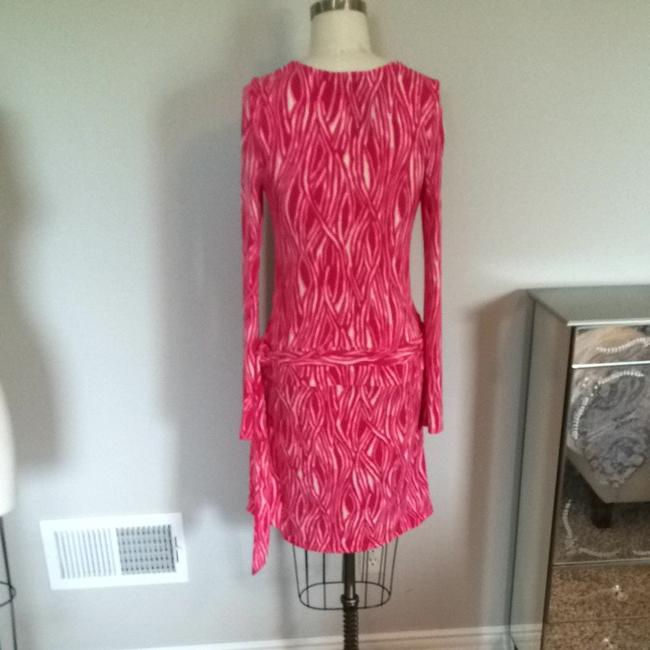 Express short dress Fuchsia Pink on Tradesy