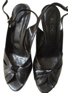 Aldo Shoes Black Pumps