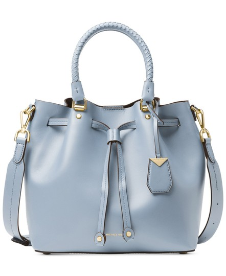 Michael Kors Satchel in blue Image 1