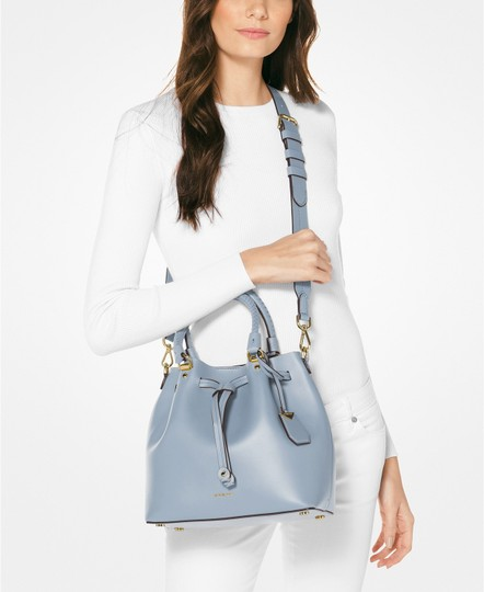 Michael Kors Satchel in blue Image 2