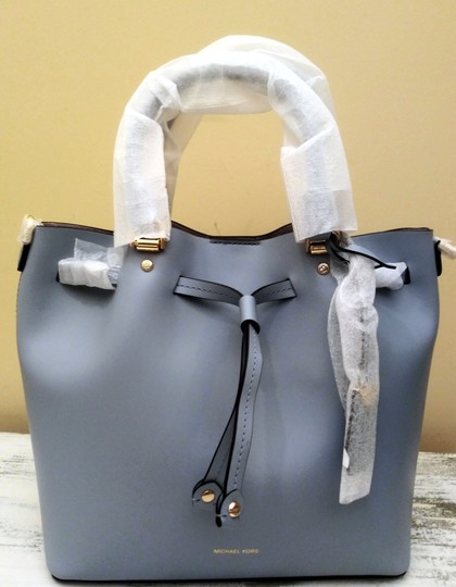 Michael Kors Satchel in blue Image 5