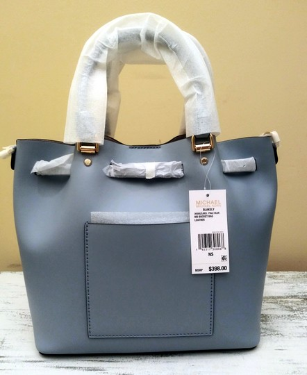Michael Kors Satchel in blue Image 7