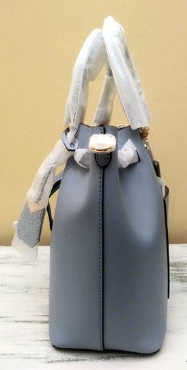 Michael Kors Satchel in blue Image 8