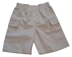 Kelly Kids Cargo Shorts White