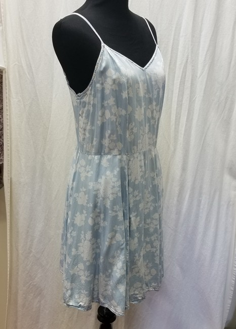 Tinseltown short dress Blue Floral on Tradesy Image 1