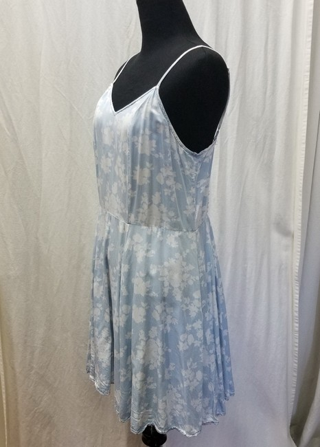 Tinseltown short dress Blue Floral on Tradesy Image 2