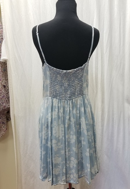 Tinseltown short dress Blue Floral on Tradesy Image 4