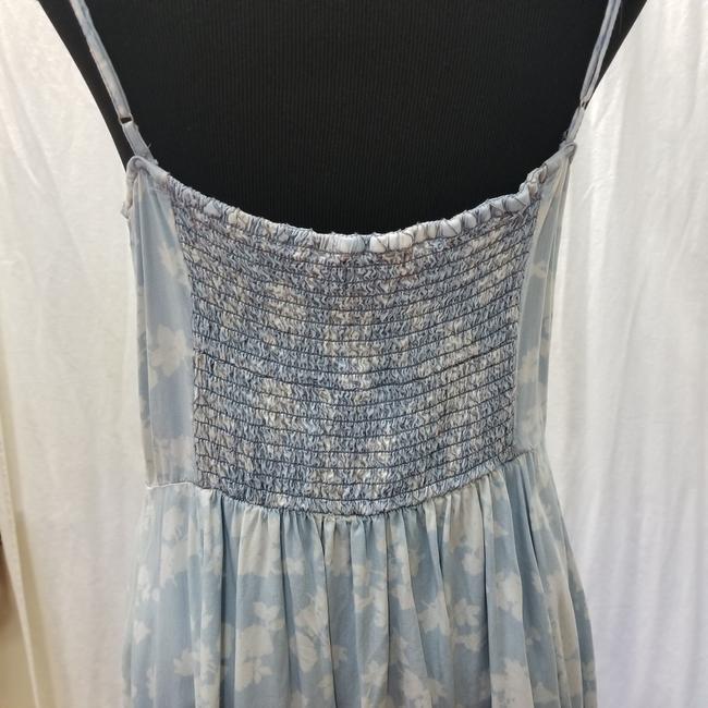 Tinseltown short dress Blue Floral on Tradesy Image 5