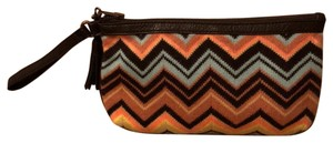 Missoni for Target Multicolor Clutch