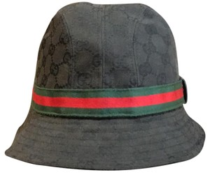 Gucci  gg  Canvas Bucket Hat - Tradesy 84ad79d6007