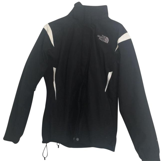 Item - Black and White 3-in-1 Jacket Coat Size 8 (M)