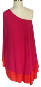 Arden B short dress Fuchsia on Tradesy