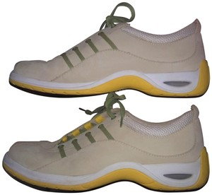 Cole Haan Dressy Dressy Tan/Green/Yellow Athletic