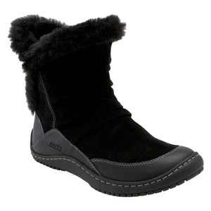 Earth Black Boots