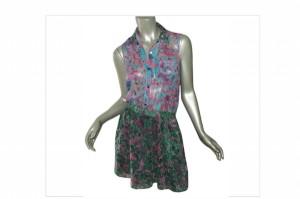 Gryphon short dress multicolor floral Mimi on Tradesy