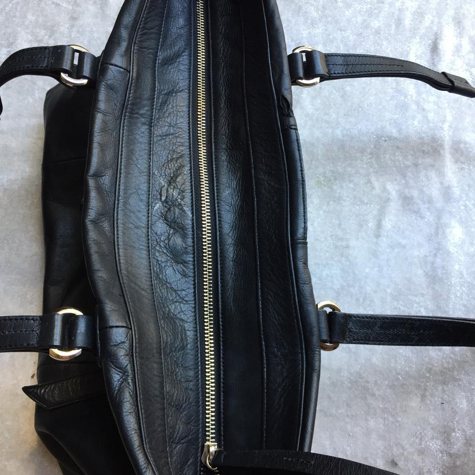 Black Tote Leather Haan Brannan Cole wzqEAnIX