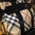 Burberry Tote in Check Coated Image 2