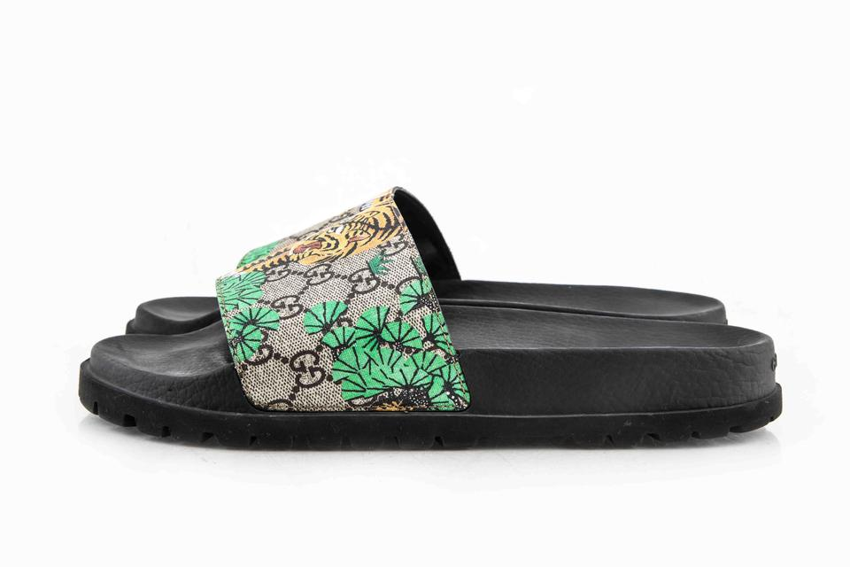 9e87453bf Gucci * Bengal Tiger Slippers Shoes Image 8. 123456789