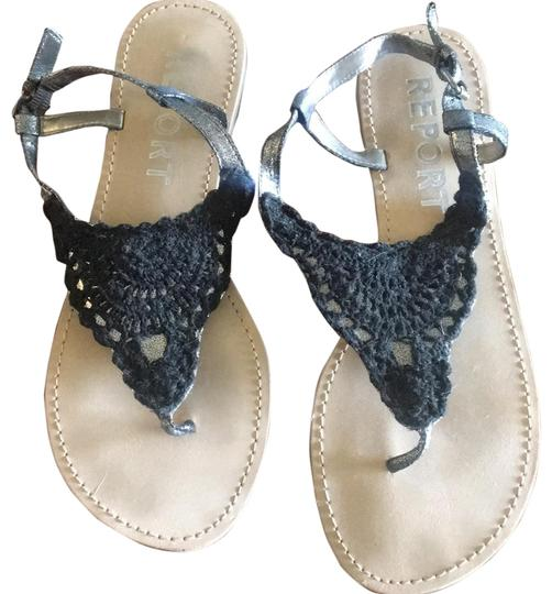 Preload https://img-static.tradesy.com/item/23739083/report-black-thong-and-silver-sandals-size-us-85-regular-m-b-0-1-540-540.jpg