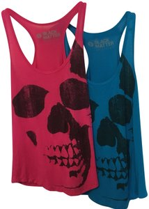 Hot Topic Top Blue