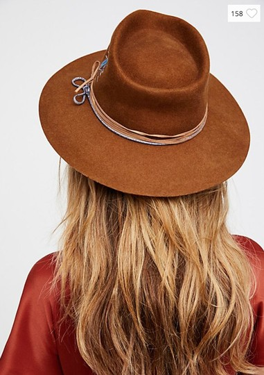 Free People Visionary Embroidered Felt Hat Image 2
