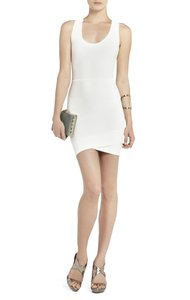 BCBGMAXAZRIA Bodycon Stretch Cocktail Dress