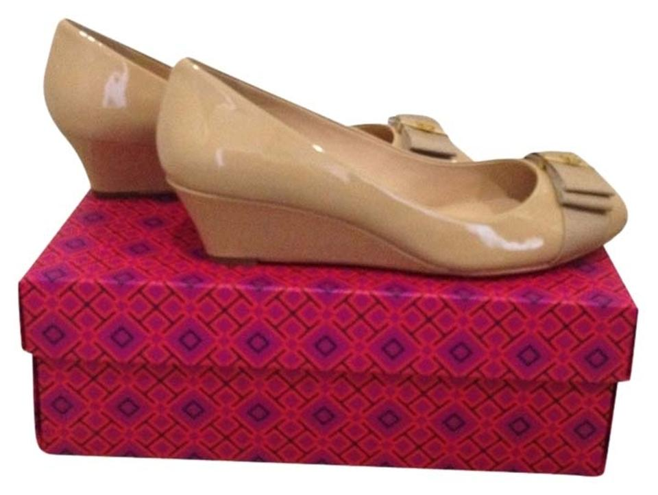 Tory Burch Camellia Trudy 45mm Wedges Wedges 45mm 15579e