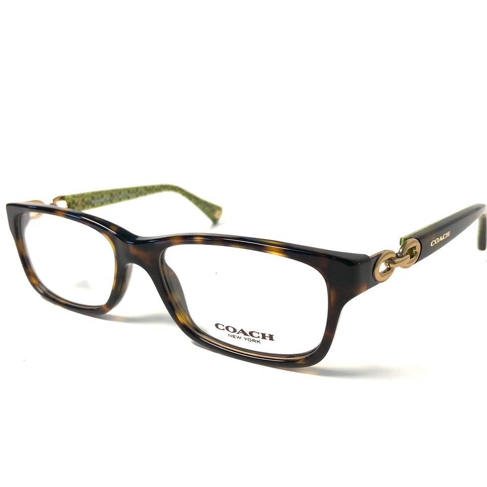 48d7076222 Coach Coach Tortoise Gold Eyeglasses Women s Frame New Authentic Image 0 ...