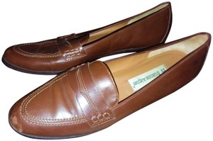 Etienne Aigner Loafers Penny Loafers Brown Flats