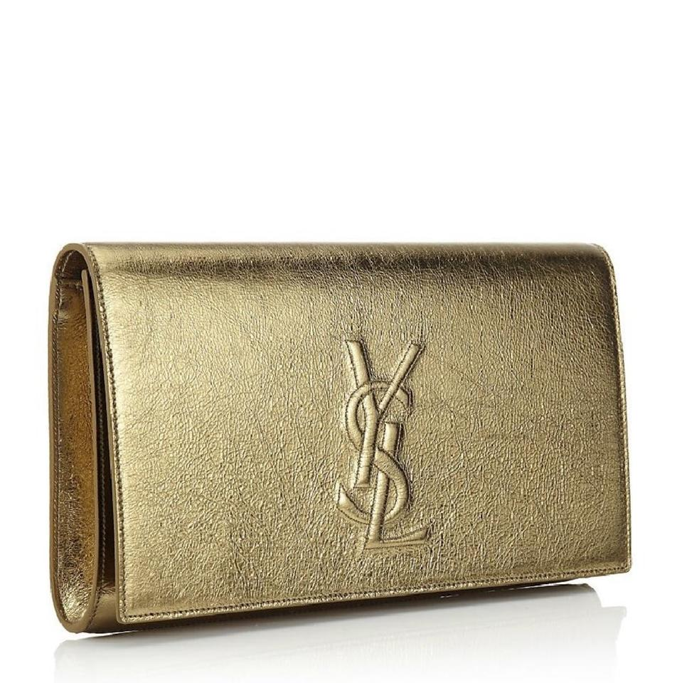 Clutch Golden Laurent Jour Saint de Belle vwZqTIXg