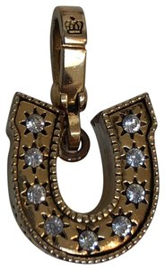 Juicy Couture Original Good Luck Horseshoe Charm